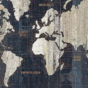 su13558-Old-World-Map-Blue