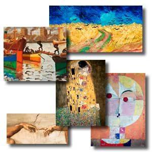 Grandes pintores