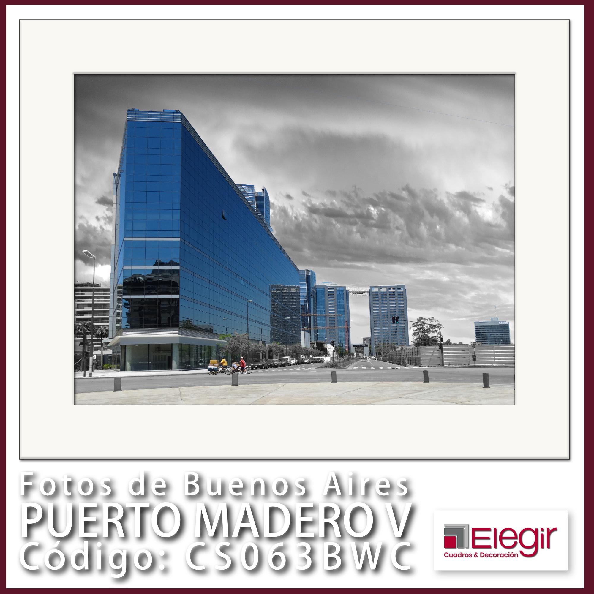 B CS063BWC Puerto Madero V 40x30
