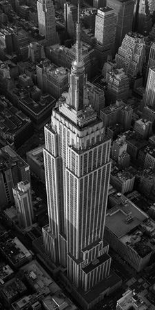 2CD1398 - Cameron Davidson - Empire State Building, NYC