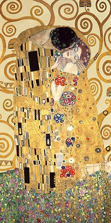 2GK4350 - Gustav Klimt - The Kiss