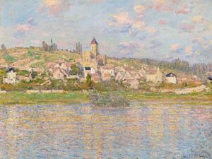 3CM1537 - Claude Monet - Vétheuil