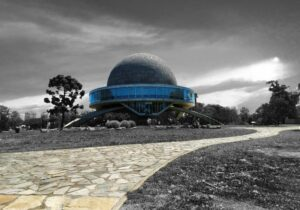 CS087BWC Planetario